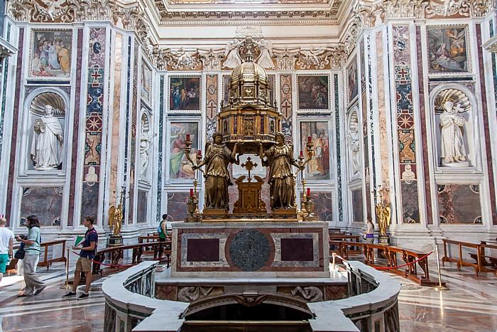 Rom Santa Maria Maggiore Basilica di Santa Maria Maggiore