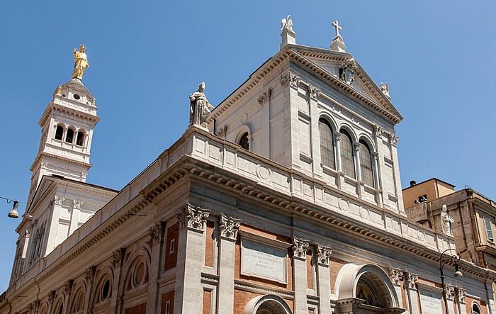 Rom Castro Pretorio: Sacro Cuore di Gesù a Castro Pretorio