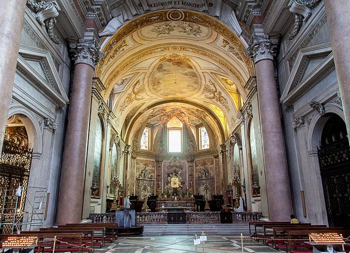 Rom Santa Maria degli Angeli e dei Martiri
