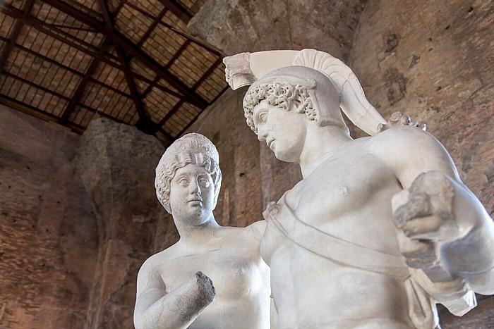 Museo Nazionale Romano: Diokletiansthermen (Terme di Diocleziano) Rom