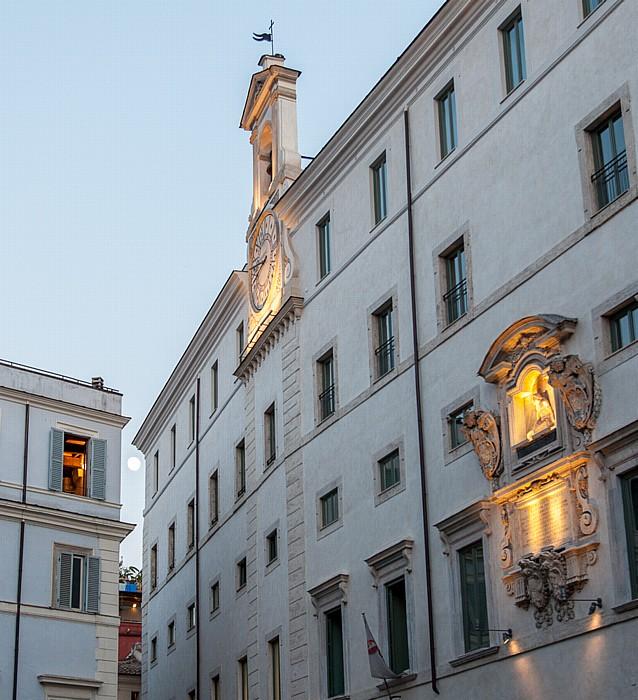 Rom Altstadt: Regola - Palazzo del Monte di Pietà