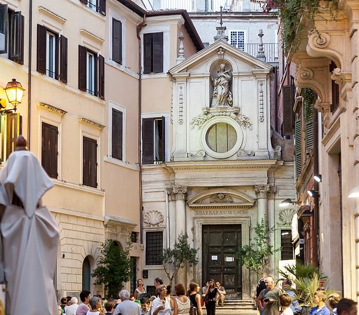 Rom Altstadt: Regola
