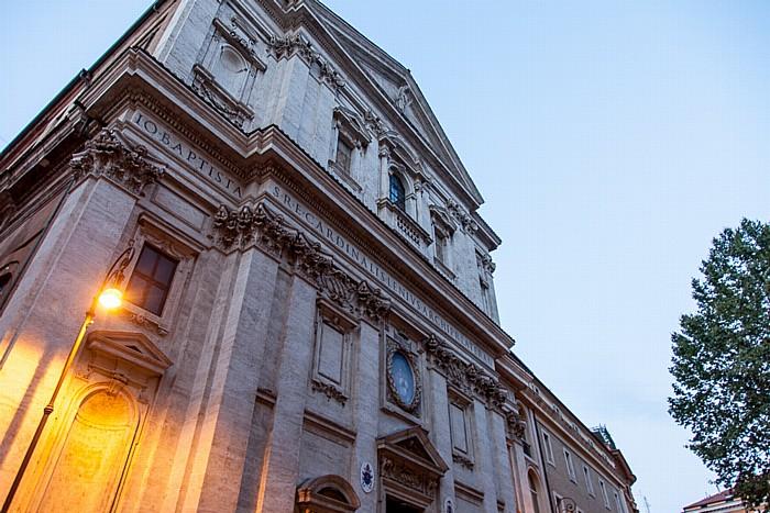 Rom Altstadt: Sant' Eustachio - San Carlo ai Catinari