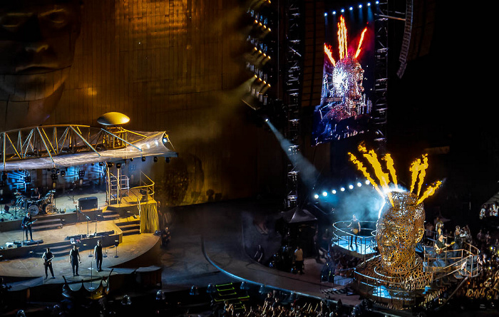 Stadio San Siro (Giuseppe-Meazza-Stadion): Robbie Williams Mailand Bodies