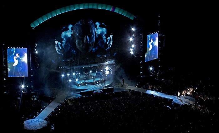 Stadio San Siro (Giuseppe-Meazza-Stadion): Robbie Williams Mailand Be A Boy
