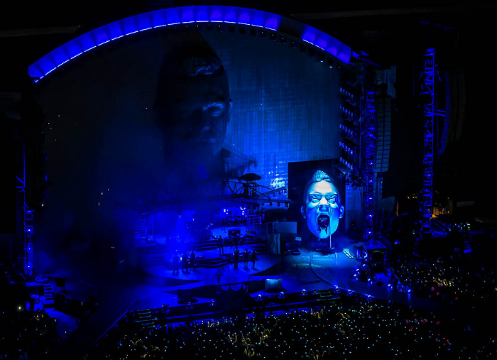 Stadio San Siro (Giuseppe-Meazza-Stadion): Robbie Williams Mailand Feel