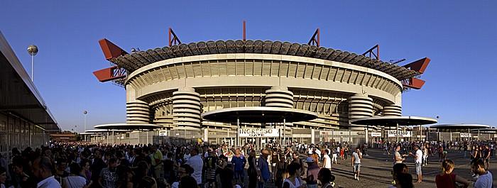 Mailand Giuseppe-Meazza-Stadion (San Siro)
