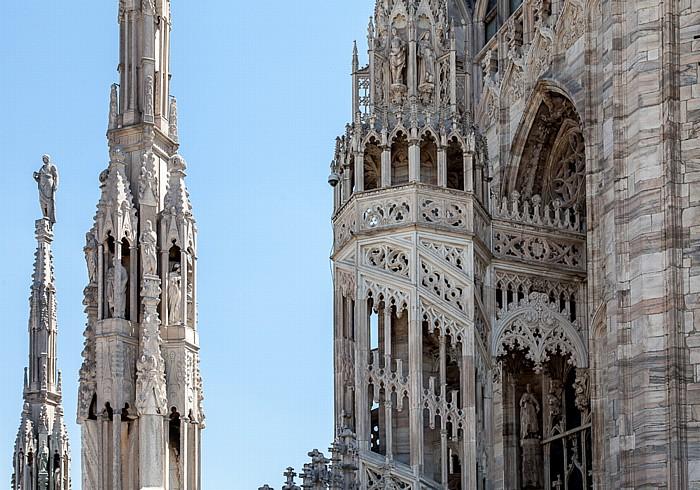 Mailand Mailänder Dom (Duomo di Santa Maria Nascente)