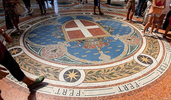 Mailand Galleria Vittorio Emanuele II