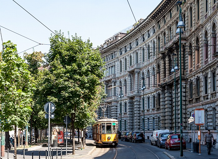 Mailand Piazza Castello