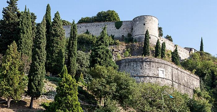 Colle Cidneo: Castello di Brescia