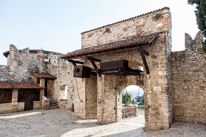 Castello di Brescia: Torre dei Prigionieri