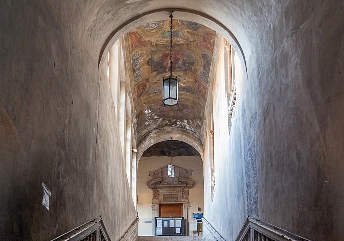 Brescia Centro Storico (Quartiere Antica): Palazzo Broletto