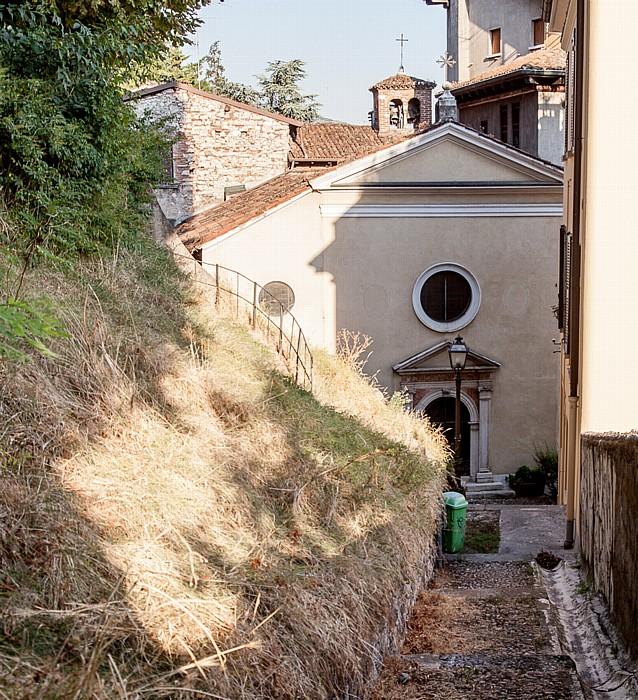 Brescia Centro Storico (Quartiere Antica): Chiesa di Santa Maria delle Consolazioni