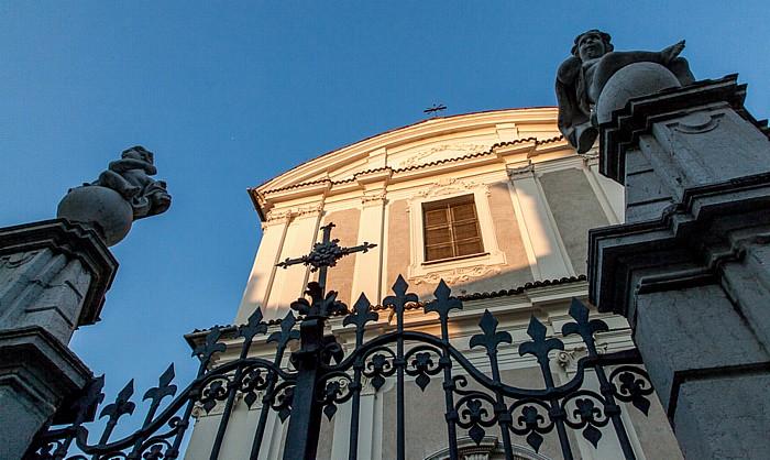 Brescia Centro Storico (Quartiere Antica): Piazza del Foro - Chiesa di San Zeno al Foro