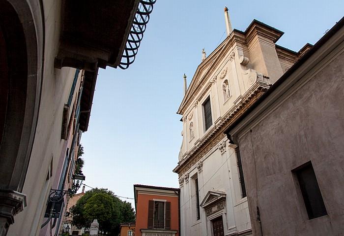 Brescia Centro Storico (Quartiere Antica): Chiesa di Santa Giulia