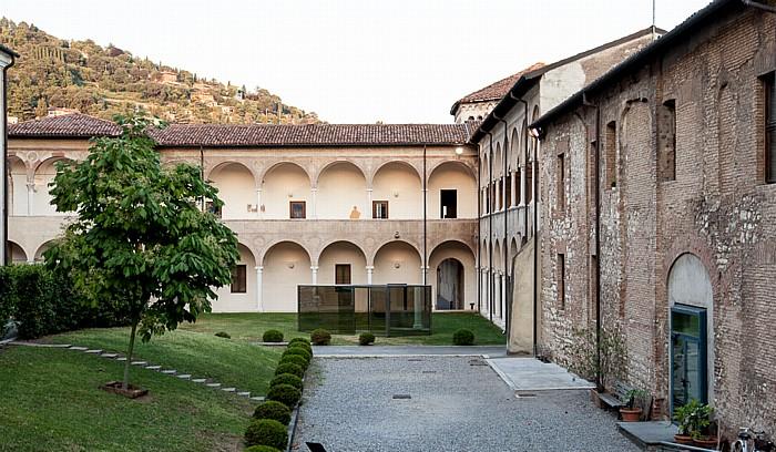 Brescia Centro Storico (Quartiere Antica): Monastero di Santa Giulia