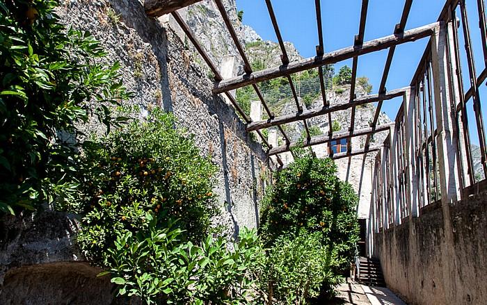 Limone sul Garda Historisches Treibhaus