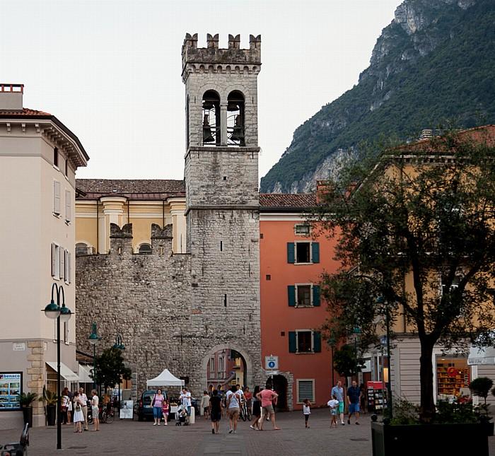 Riva del Garda Porta San Michele