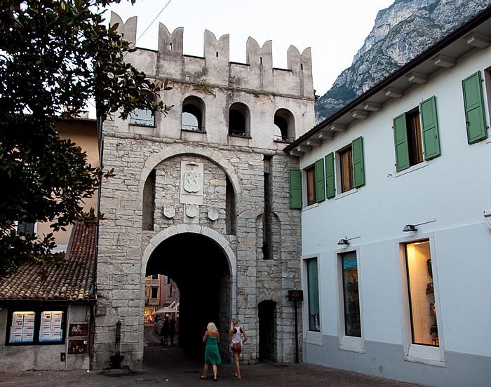 Riva del Garda Porta Bruciata