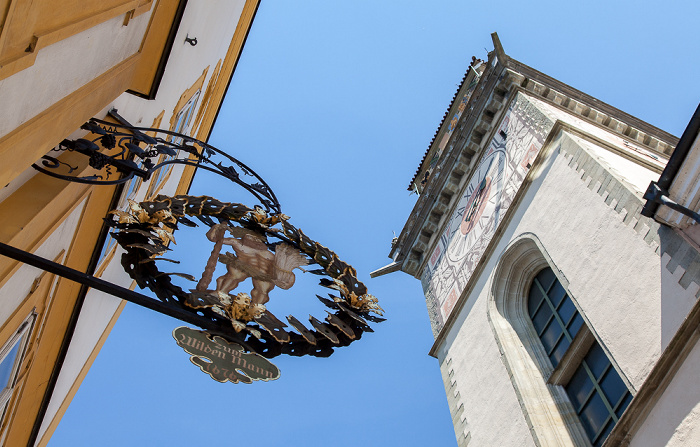 Passau Altstadt: Wilder Mann, Altes Rathaus