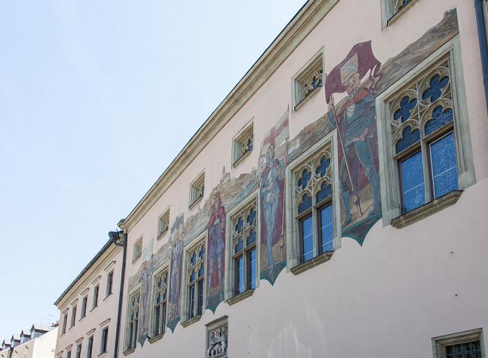 Passau Altstadt: Altes Rathaus