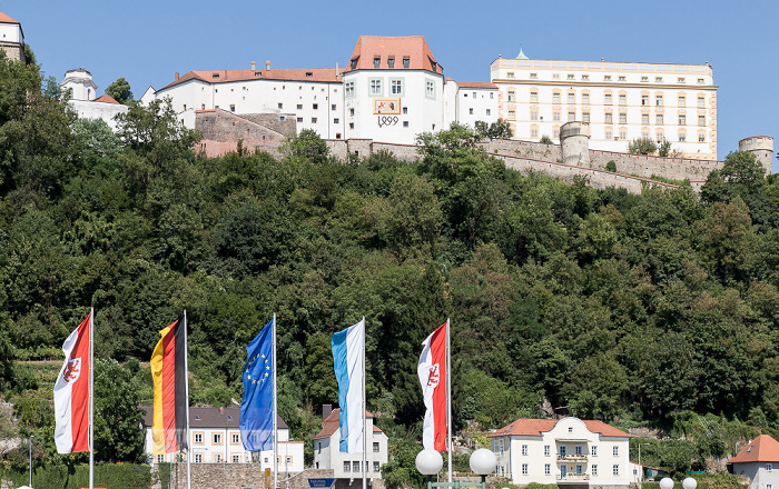 Passau St. Georgsberg: Veste Oberhaus