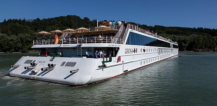 Passau Donau: a-rosa Schiff mia