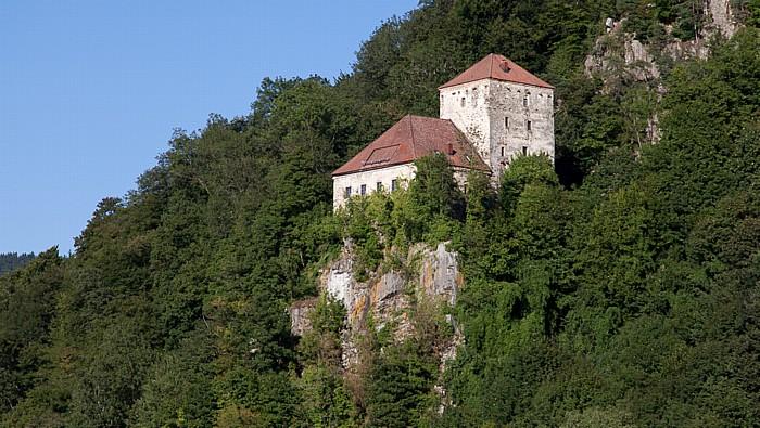 Esternberg Burg Krempelstein