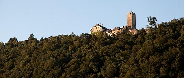 Waldkirchen am Wesen Burg Marsbach (castrum morspah)