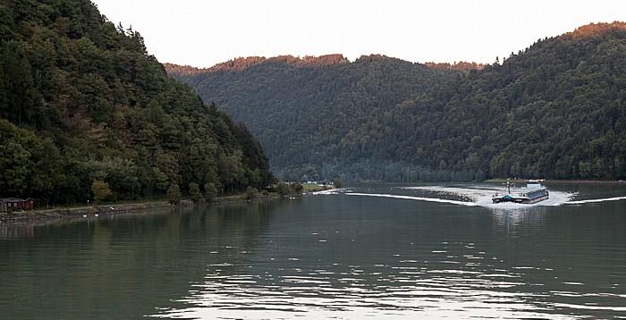 Schlögener Schlinge Donaudurchbruchstal durch das Böhmische Massiv