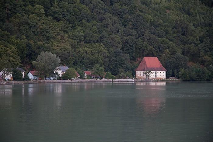 Obermühl an der Donau Donau, Freyer-Körnerkasten