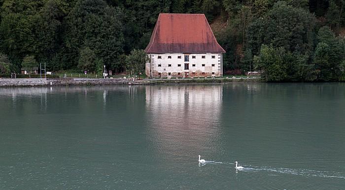 Obermühl an der Donau Donau, Freyer-Körnerkasten (Getreidespeicher der Renaissance)