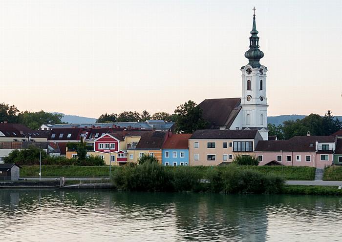 Pöchlarn Pfarrkirche Maria Himmelfahrt
