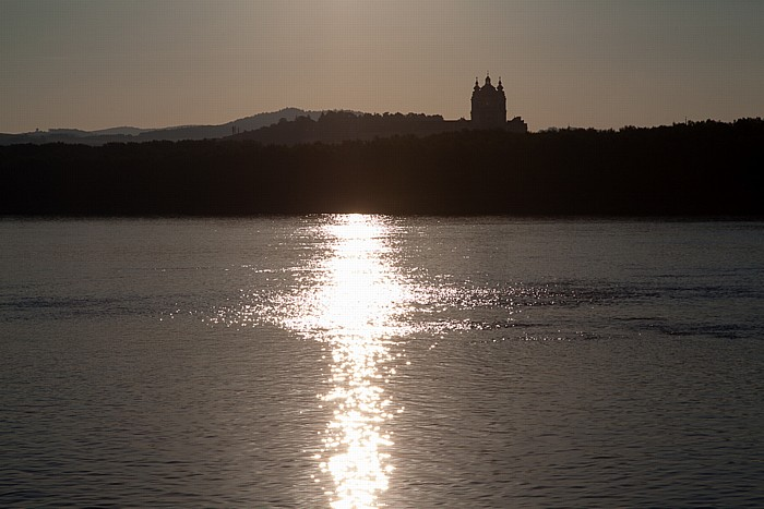 Wachau: Donau, Benediktinerkloster Stift Melk