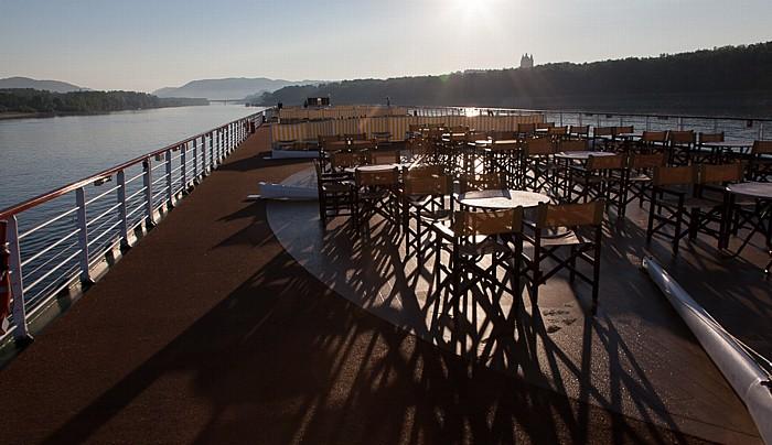 Melk Wachau: Donau, a-rosa Schiff riva
