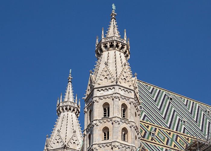 Innere Stadt: Stephansdom (Domkirche St. Stephan zu Wien) Wien