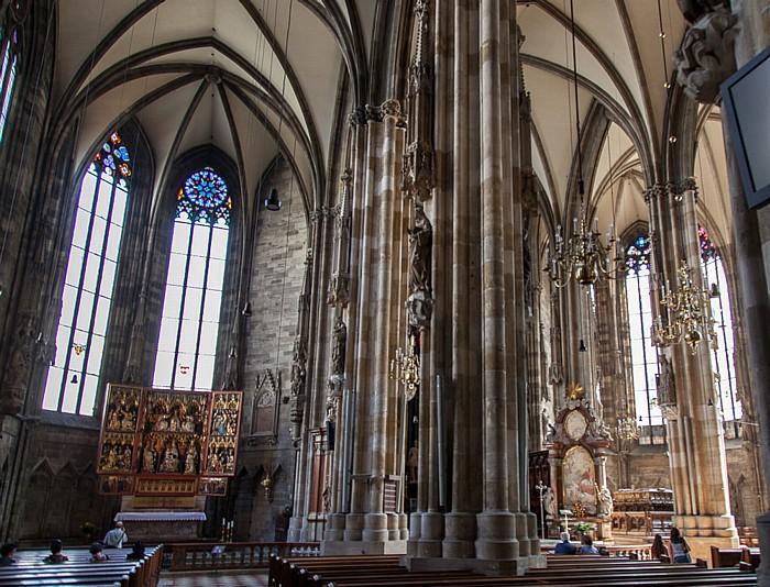 Stephansdom (Domkirche St. Stephan zu Wien) Wien