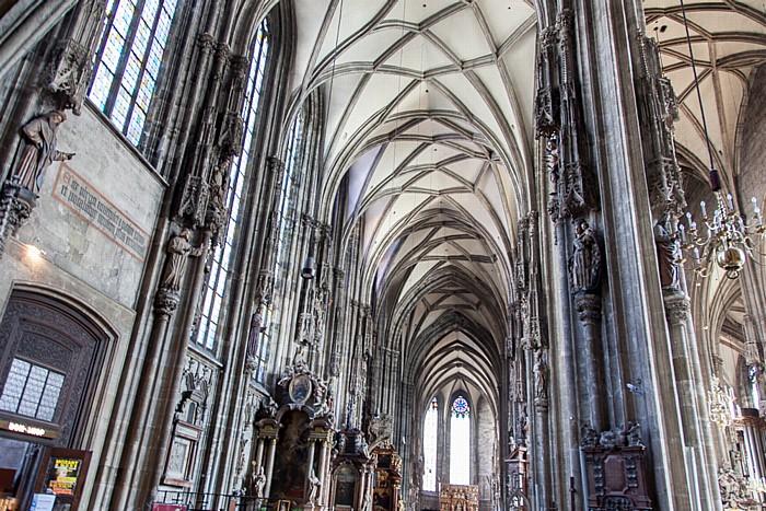Stephansdom (Domkirche St. Stephan zu Wien) Wien 2013