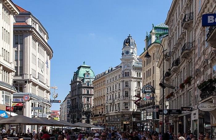 Innere Stadt: Graben Wien