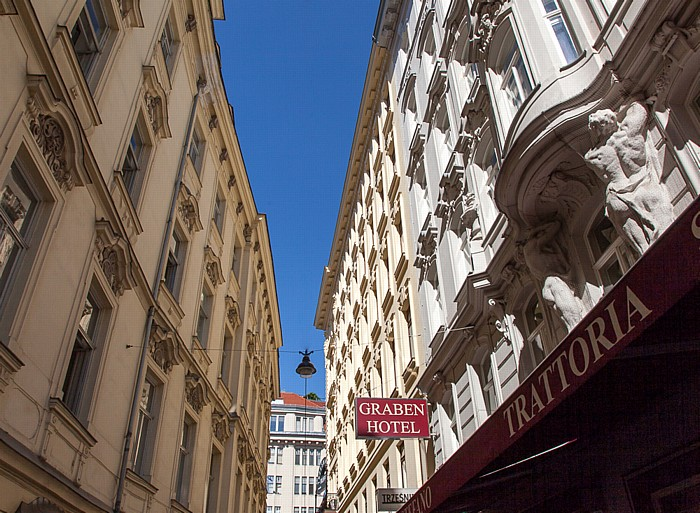 Innere Stadt: Dorotheergasse Wien