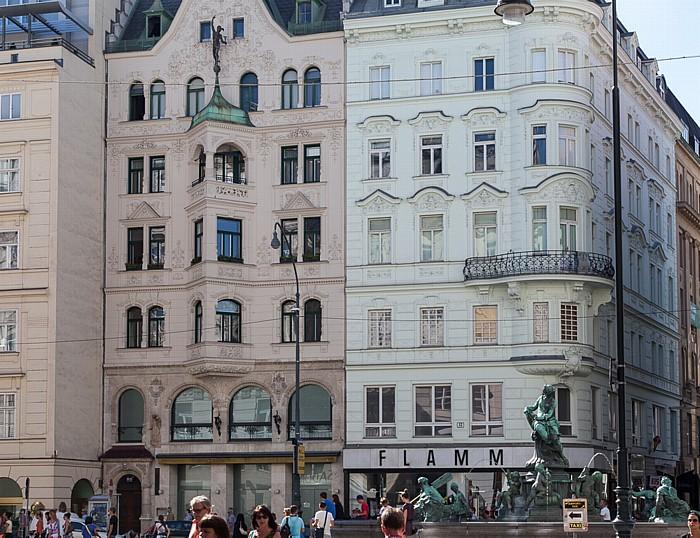 Wien Innere Stadt: Kärntner Straße