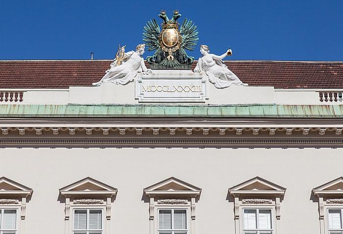 Wien Innere Stadt: Hofburg