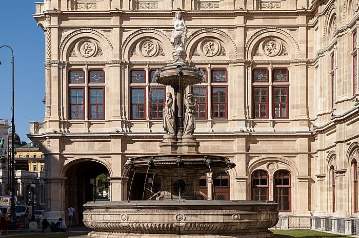 Innere Stadt: Wiener Staatsoper
