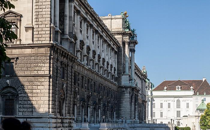 Wien Innere Stadt: Hofburg - Neue Burg