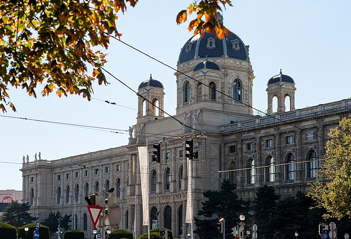 Wien Innere Stadt: Naturhistorisches Museum