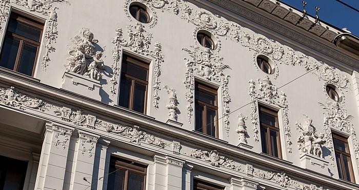 Landstraße (III. Bezirk): Rennweg Wien