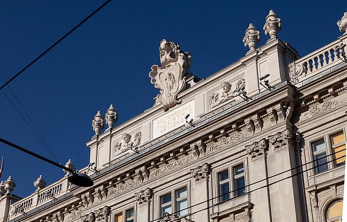 Wien Schwarzenbergplatz: Haus der Industrie