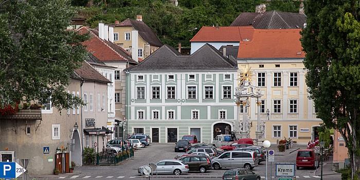 Krems an der Donau Wachau: Stein - Rathausplatz