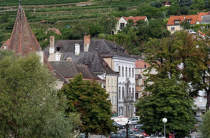 Krems an der Donau Wachau: Stein - Schürerplatz